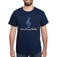 Here Comes Treble T-Shirt