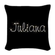 Juliana Spark Woven Throw Pillow