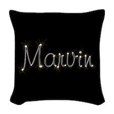 Marvin Spark Woven Throw Pillow