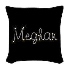 Meghan Spark Woven Throw Pillow