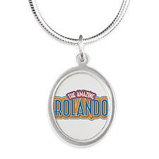 The Amazing Rolando Necklaces