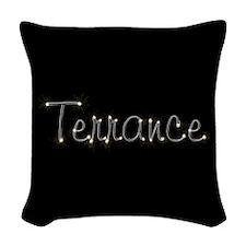 Terrance Spark Woven Throw Pillow