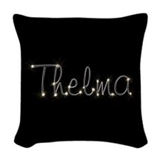 Thelma Spark Woven Throw Pillow