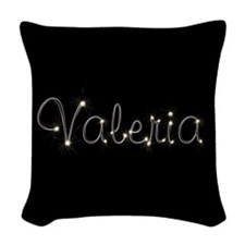 Valeria Spark Woven Throw Pillow