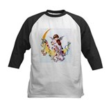 Moon Angel Baseball Jersey