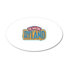 The Amazing Ryland Wall Decal