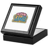 The Amazing Samir Keepsake Box