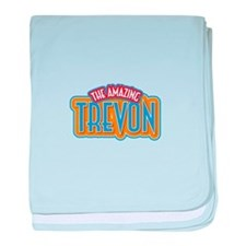 The Amazing Trevon baby blanket