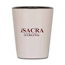 iSACRA Strong Shot Glass