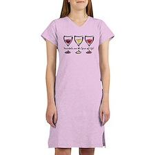 Varietal Wine Women's Nightshirt