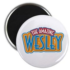 "The Amazing Wesley 2.25"" Magnet (100 pack)"