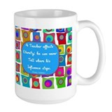 A teacher affect eternity Mug