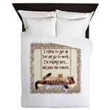 My Cat.png Queen Duvet