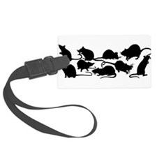 Lots Of Rats Luggage Tag