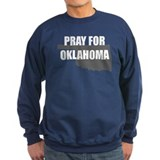 Pray For Oklahoma Jumper Sweater