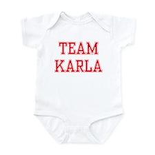 TEAM KARLA  Infant Creeper