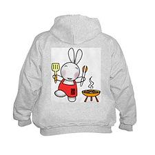 BBQ Bunny Hoodie