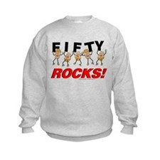 Fifty Rocks Sweatshirt