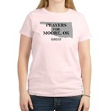 Prayers for Moore Oklahoma T-Shirt