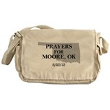 Prayers for Moore Oklahoma Messenger Bag