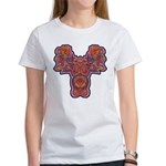 Red Quetzalcoatl Women's T-Shirt