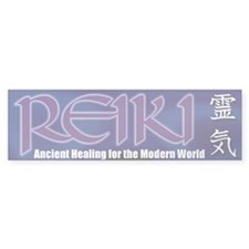 Ancient Healing Bumper Bumper Sticker