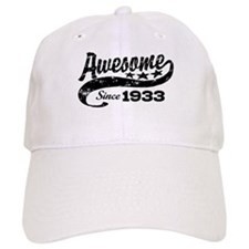 Awesome Since 1933 Baseball Cap