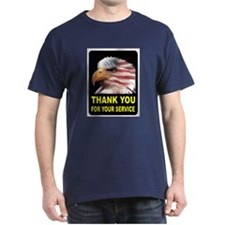 MILITARY THANKS T-Shirt