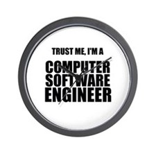 Trust Me, Im A Computer Software Engineer Wall Clo