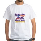 A Day in My Brain Shirt