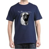 Bullmastiff Happy Face T-Shirt