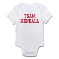 TEAM KENDALL  Infant Creeper