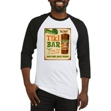 Tiki Bar Baseball Jersey