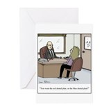 Cute Dental office Greeting Cards (Pk of 10)