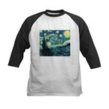 Starry Night Vincent Van Gogh Tee