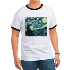 Starry Night Vincent Van Gogh T