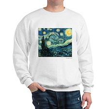 Starry Night Vincent Van Gogh Sweatshirt
