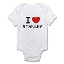 I love Stanley Infant Bodysuit