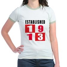 Established 1913 T