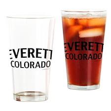 Everett Colorado Drinking Glass