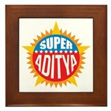 Super Aditya Framed Tile