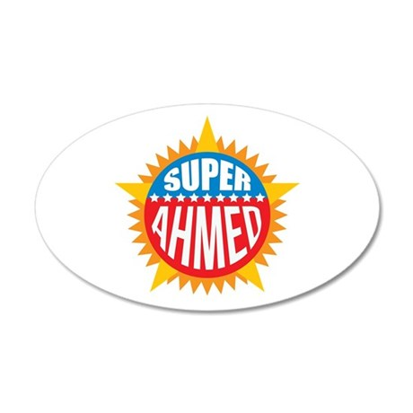 Super Ahmed Wall Decal