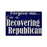 Celebrate! Recovering Republican Magnet