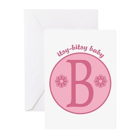 Baby B Greeting Cards (Pk of 10)