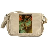 Degas Dancer Green Ballet Impressionist Messenger
