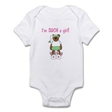 Such a Girl Infant Bodysuit