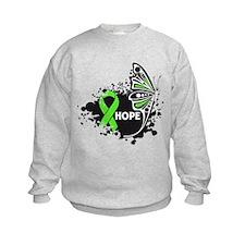 Muscular Dystrophy Butterfly Sweatshirt