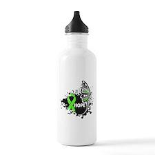 Muscular Dystrophy Butterfly Water Bottle