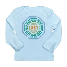 Vintage DHARMA [multicolor] Long Sleeve Infant T-S