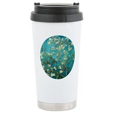 Van Gogh Almond Blossoms Tree Travel Mug